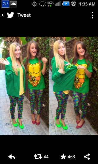 shoes neon green flats flats neon ninja turtles cartoon halloween costume halloween