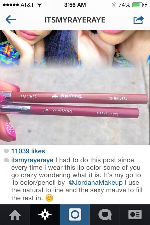 make-up instagram tumblr