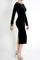 Black velvet midi dress · trendyish · online store powered by storenvy