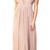 Grecian Dusty Pink Maxi Dress