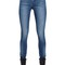 Jeans 22 skinny straight mid rise denim