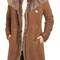 Hiso genuine toscana shearling coat | nordstrom