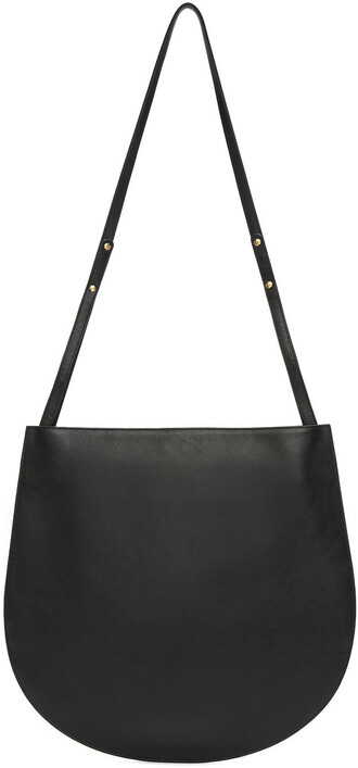 bag leather black black leather