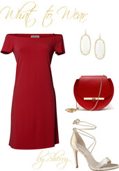 thelifeoftheparty,blogger,shoes,dress,bag,jewels,red bag,off the shoulder dress,red dress,new year's eve,party outfits,sandals,high heel sandals