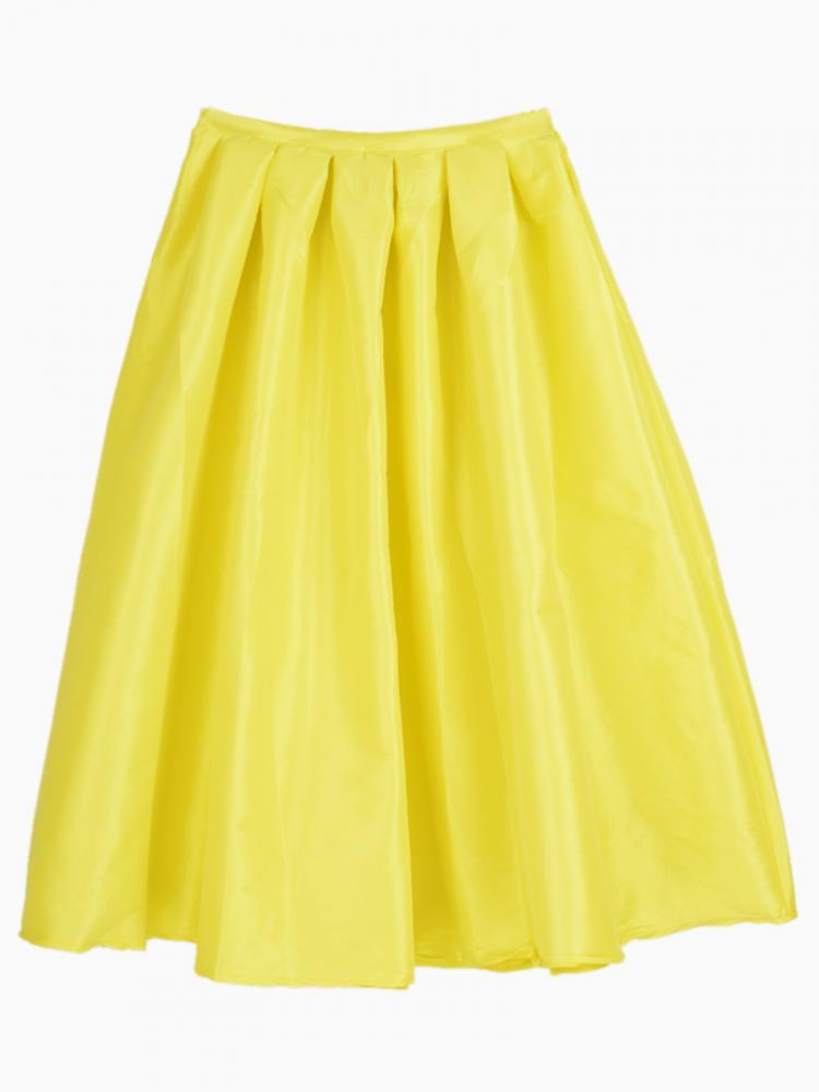 Bright Yellow Shirt Womens