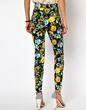 ASOS | ASOS Pants in Floral Print at ASOS