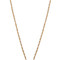 Jennifer zeuner jewelry mini hamsa diamond necklace - vermeil