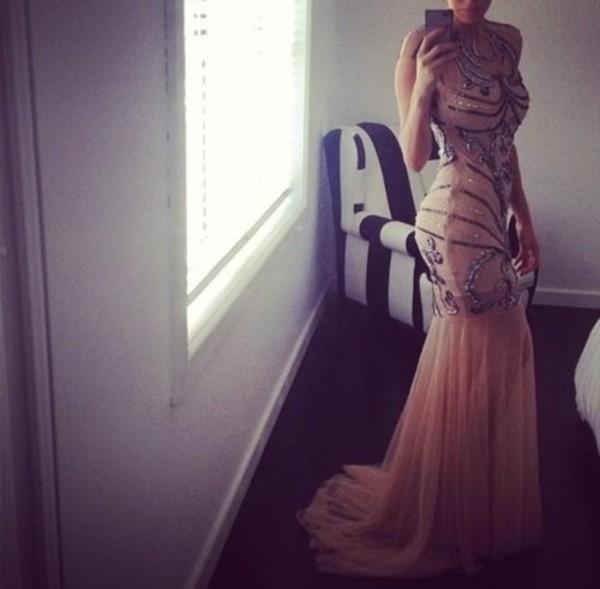 dress sequin dress prom dress