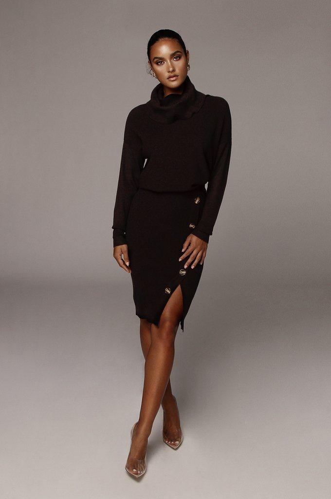 Black Shae Sweater Set