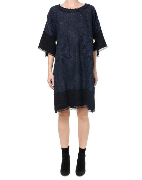 Faith Connexion dress lace blue