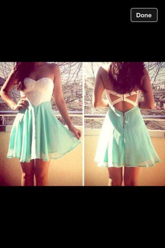 fashion pretty white dress white dress lace dress cute make-up blue blue dress