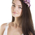 Floral Crowns : Purple Petals Crown