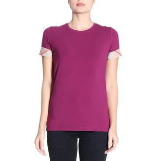 t-shirt shirt women pink top