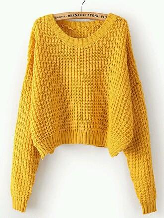mustard sweater knitwear mustard sweater