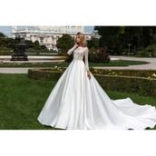 dress,chaussures bateau,crystal quartz,ballet flats,white,wedding dress