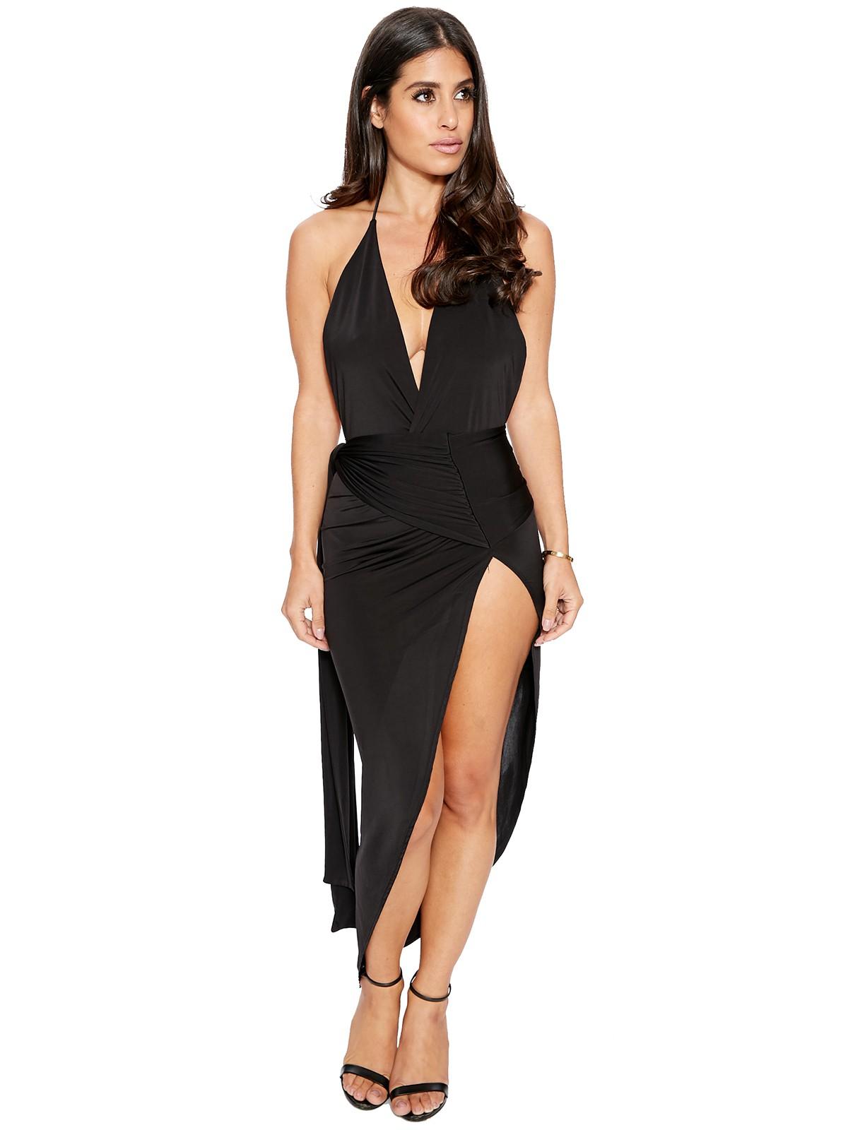 Double Taker Dress Womens Nakedwardrobe