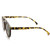 Indie Retro P3 Dapper Fashion Round Sunglasses 9117                           | zeroUV