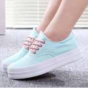 shoes,blue,pastel blue,multicolor,pastel