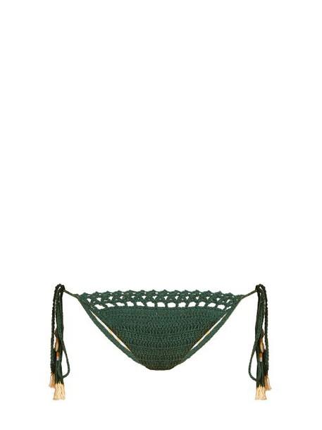 bikini mini green swimwear