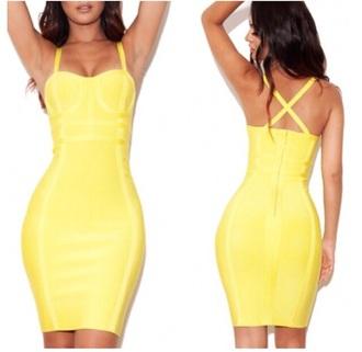 dress yellow yellow dress