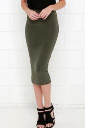 skirt,ootd,fashion,sexy,dress,maykool,army green