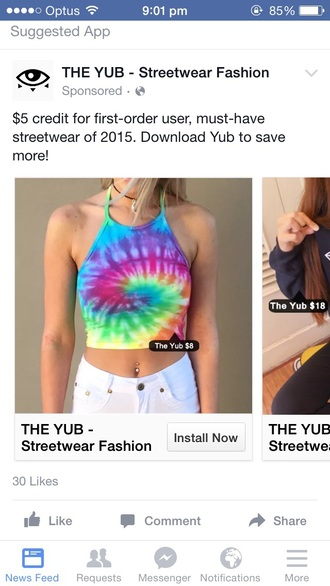 shirt tie dye spiral colorful