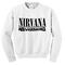 Nirvana nevermind sweatshirt - basic tees shop