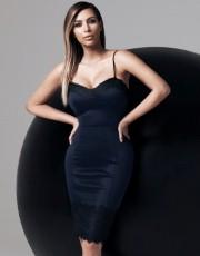 Kardashian Lace Cami Dress - Lipsy