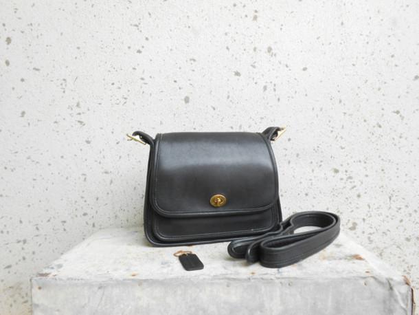 bag coach bag authentic coach bag black coach bag coach leather bag vintage  coach bag vintage f9255054602c8