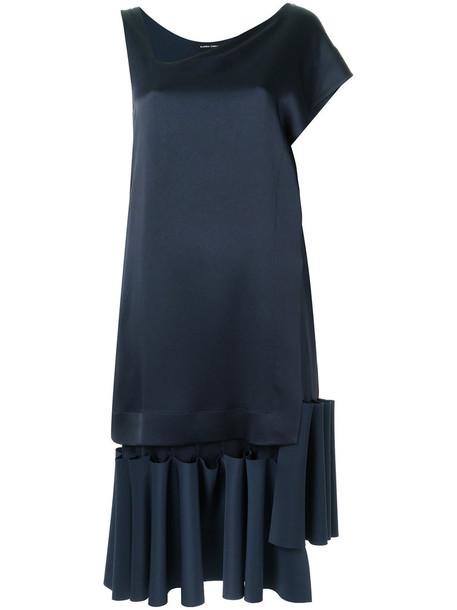 Gloria Coelho dress women blue