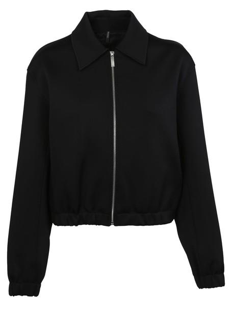 Helmut Lang jacket cropped jacket cropped black