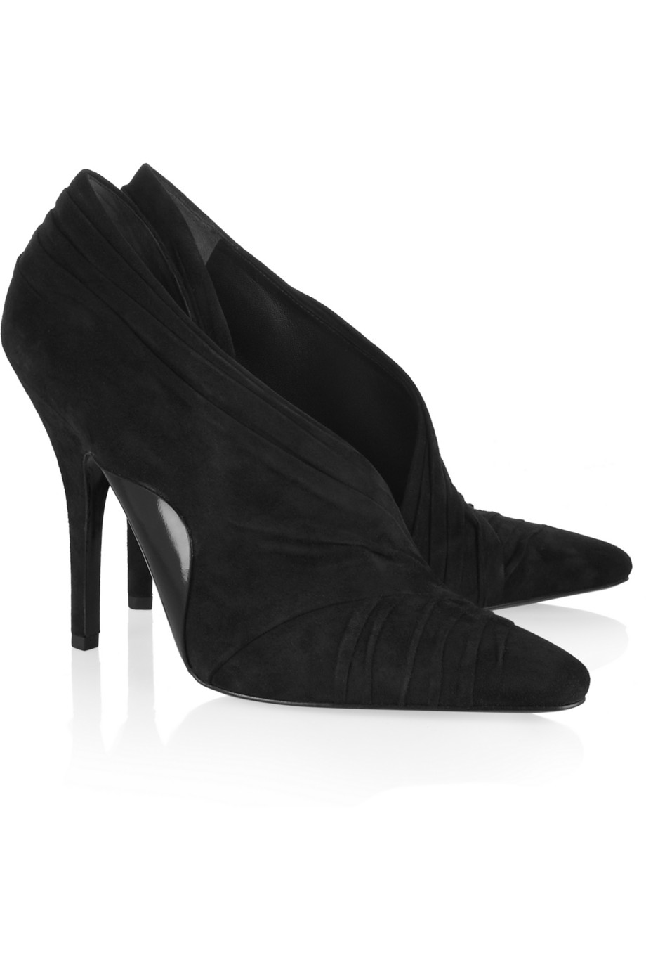 Alexander Wang Marcelia suede pumps – 60% at THE OUTNET.COM
