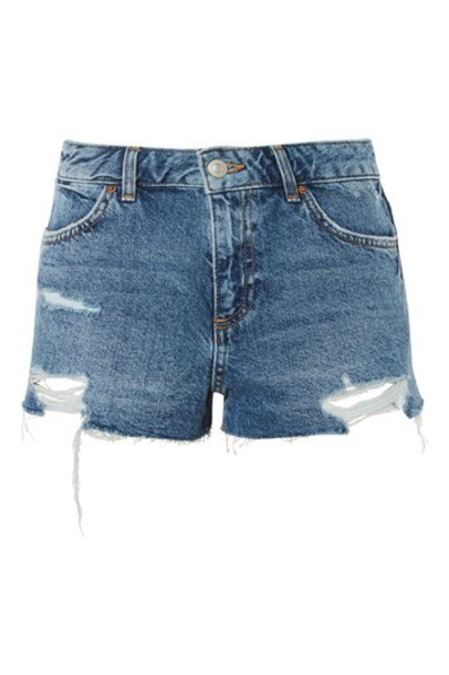 Topshop shorts denim shorts denim