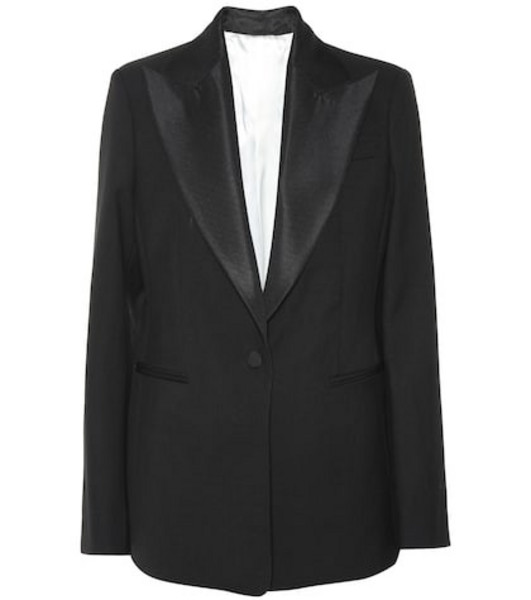 Joseph Wool blazer in black