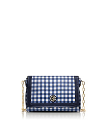 KERRINGTON GINGHAM CROSS-BODY