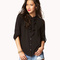 Womens blouse and shirt | shop online | forever 21 -  2047486080