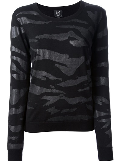 Mcq By Alexander Mcqueen Tiger Print Sweater -  - Farfetch.com