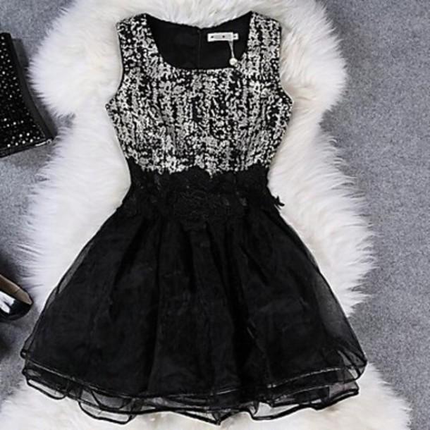 dress organza embroidery lace sleeveless dress