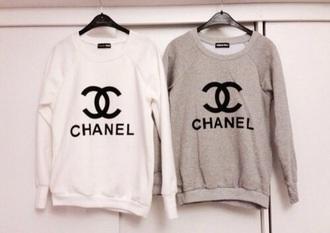 sweater chanel channelsweater