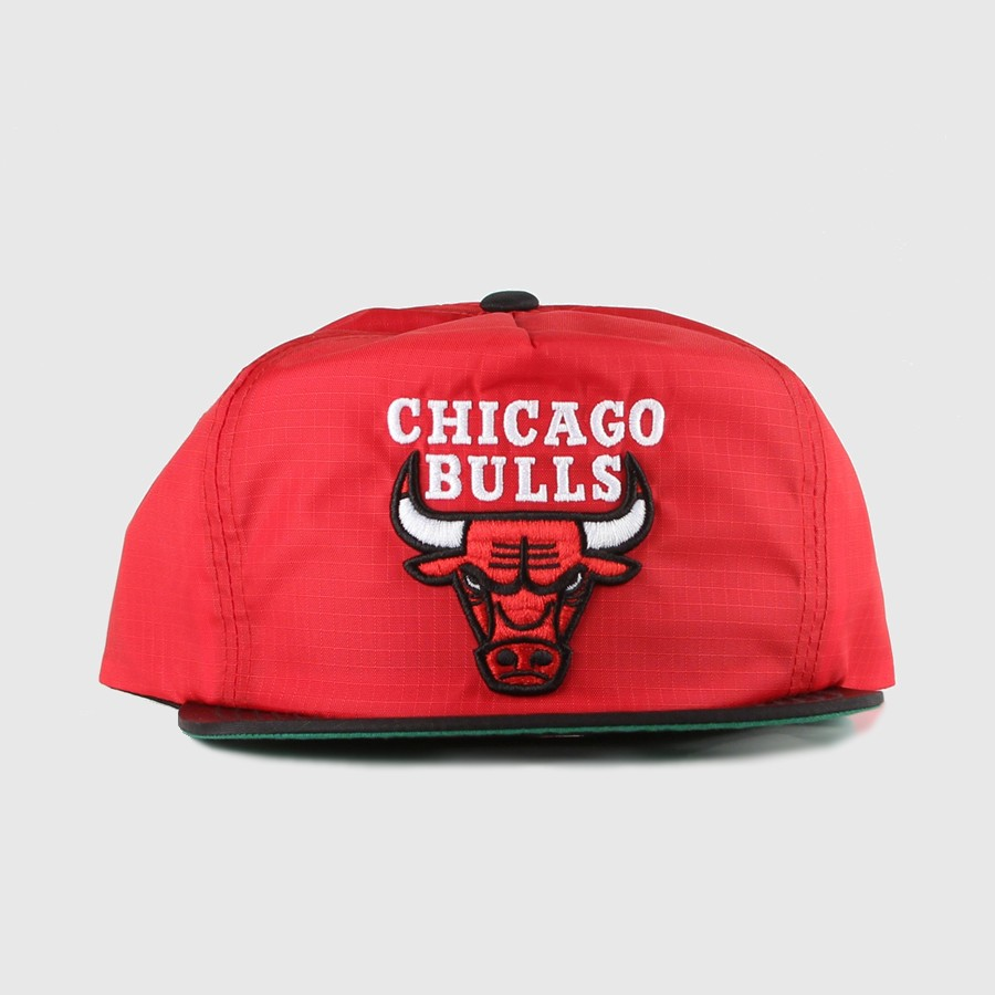 Mitchell & Ness - Chicago Bulls Snap Back (Red | Black)