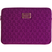 bag,purple,violet,computer case,marc jacobs,marc by marc jacobs,mbmj,michael kors bag,michael kors,new girl,nice,asap,plum,computer accessory,office supplies,zappos