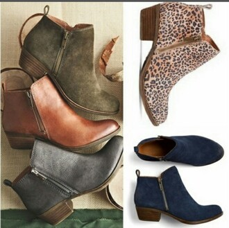 shoes boots booties boot fall outfits fall boots fall booties winter outfits winter boots winter booties olive green olive green booties green boots leopard print light blue boots brown boots grey boots