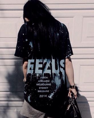 t-shirt yeezy