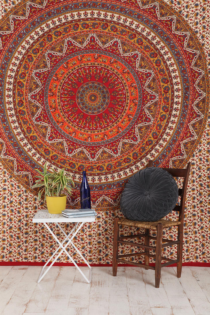 Kerala Tapestry - Urban Outfitters