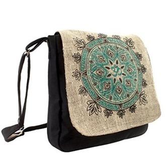 bag purse coachella student college boho boho chic om bookbag
