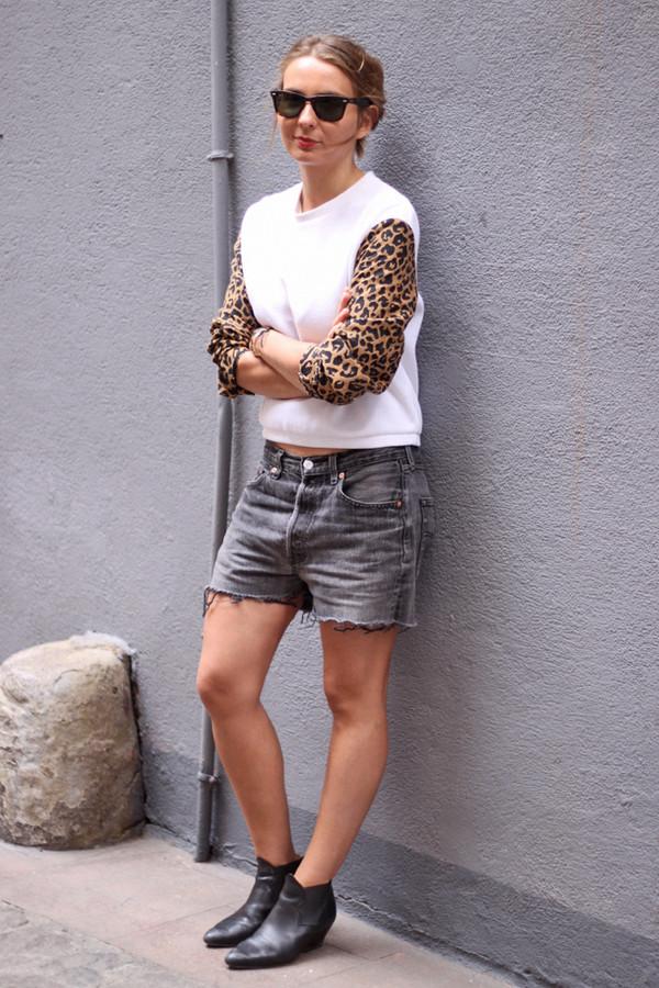 jane's sneak peak shoes sunglasses sweater shorts mid heel boots