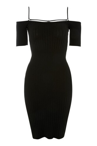 dress bodycon bodycon dress black