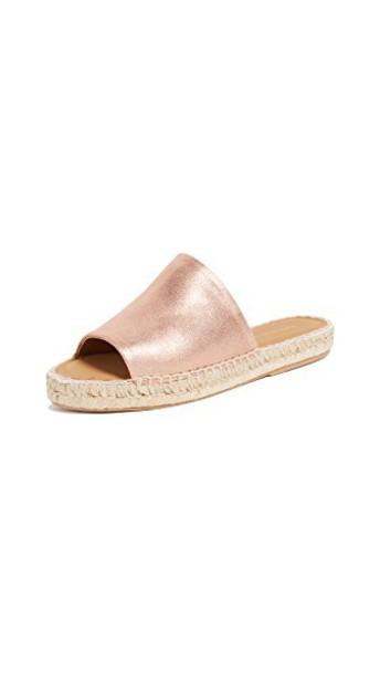 Matt Bernson rose gold rose gold shoes