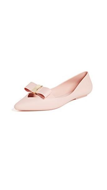 Melissa flats pink shoes