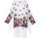 Concrete rose kimono